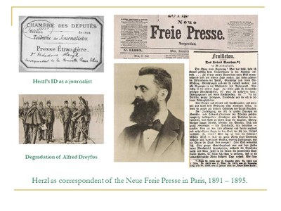 Herzl Journalist
