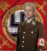 Resultado de imagen para Geert Wilders nazi